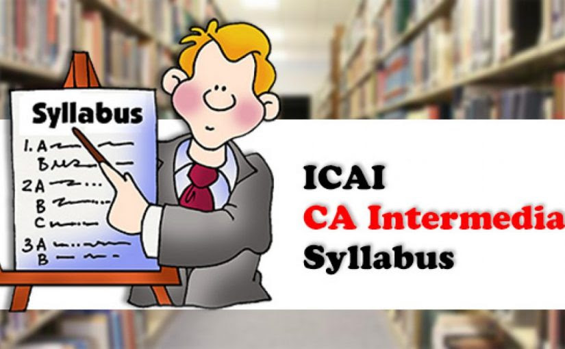 How To Prepare For CA Intermediate New Syllabus In 3 Months?