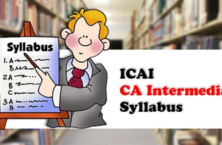 prepare for ca intermediate