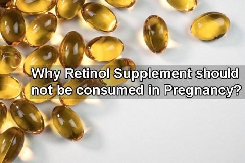 retinol supplement
