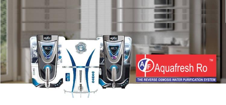 water purifiers by Aquafresh