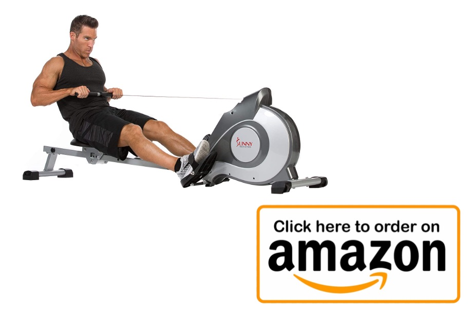 Rowing Machine for Home Gym