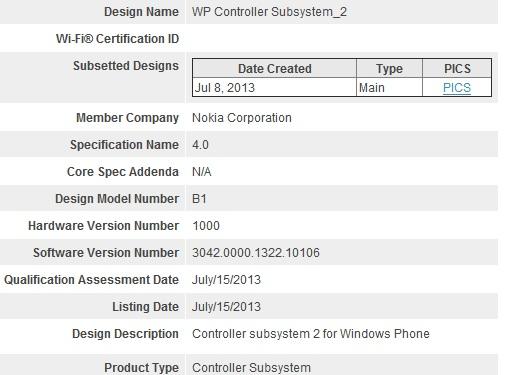 Nokia Bluetooth 4.0 pass