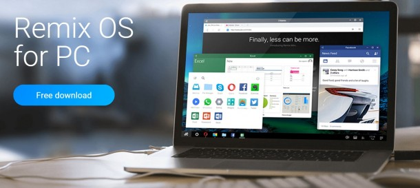 Remix os for pc 2