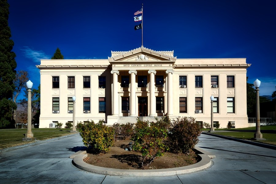 inyo county appearance attorney