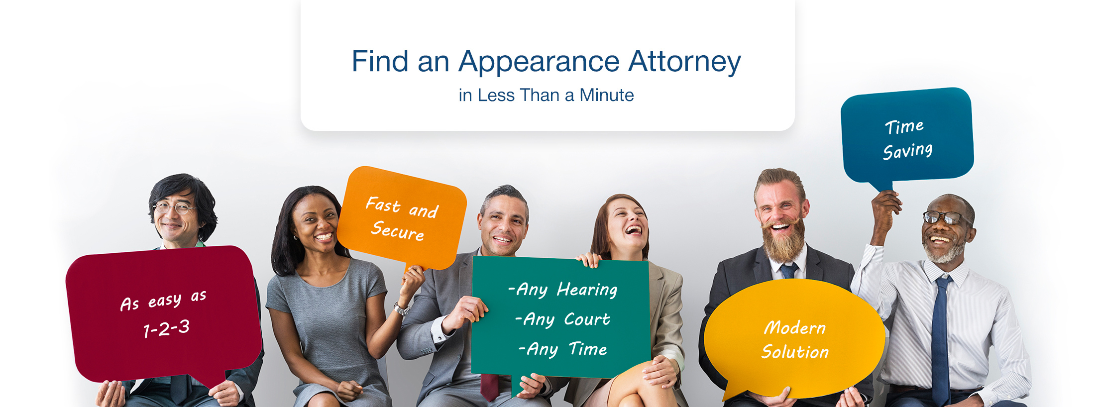 Find an Appearance attorney