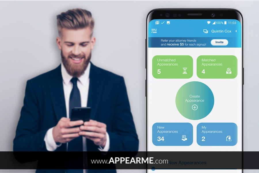 Special Appearance App