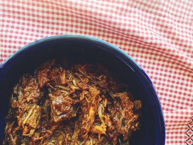 7. Pressure Cooker Pulled Pork