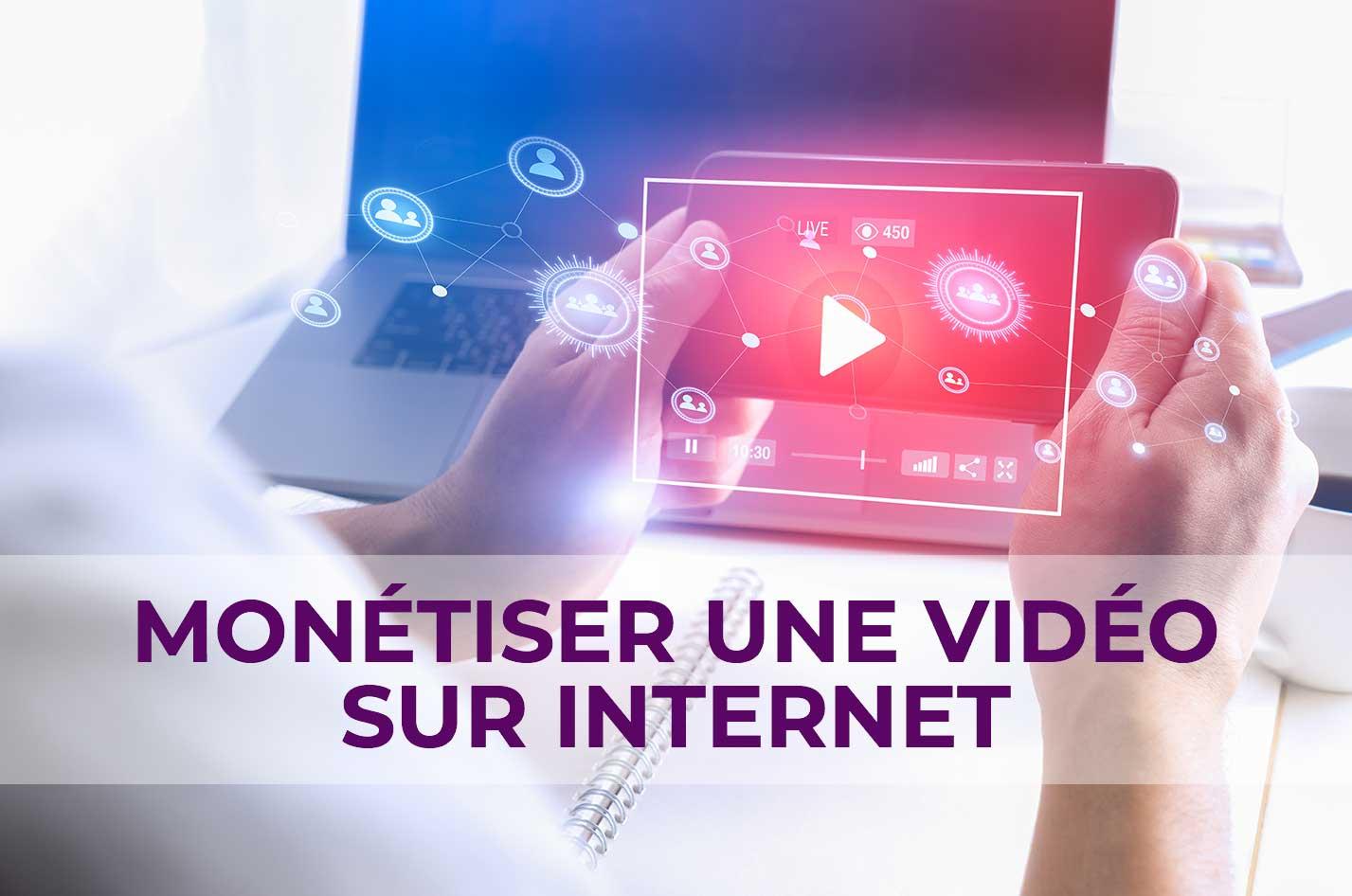 Monétiser vidéo en ligne avec l'audiotel