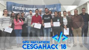CESGAHACK18 Experience, the 2nd GPU Hackathon