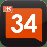 app KloutScore