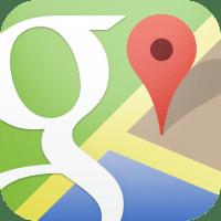 Google Maps para iPad