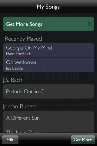 Canciones JamBandit