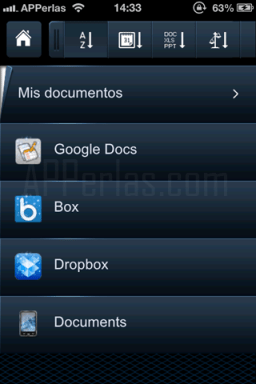 Documentos de office para iphone y ipad