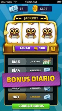 bingo online bonus diario