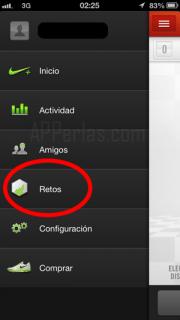 Retos Nike