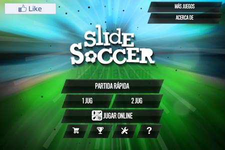 Juego de chapas de fútbol