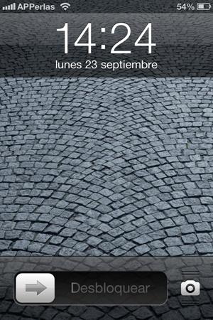desbloquear iPhone con ios 6