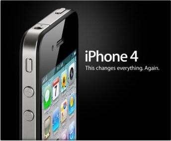 iPhone 4 más rápido