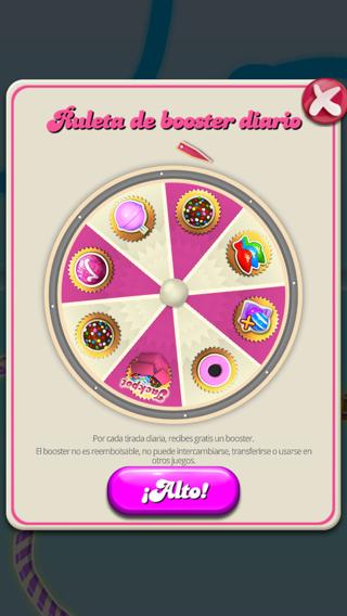 Candy Crush regala caramelos todos los días