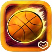 el mejor juego de baloncesto para iPhone, iPad y iPod TOUCH