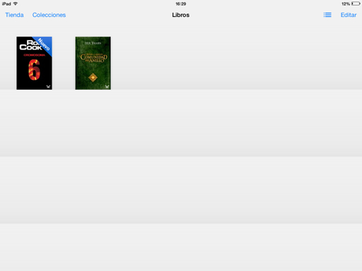 Descargar libros gratis en iPhone, iPad