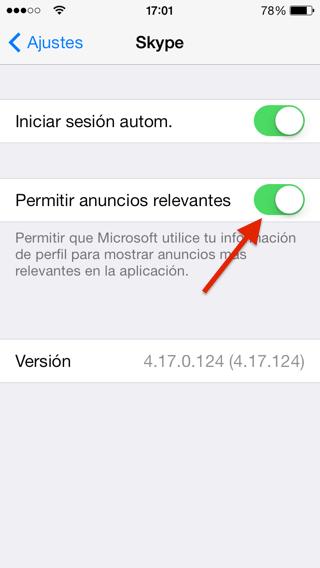 Microsoft usa información