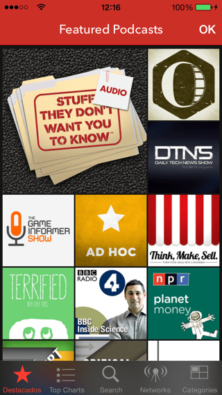 Pocket Casts 4.6
