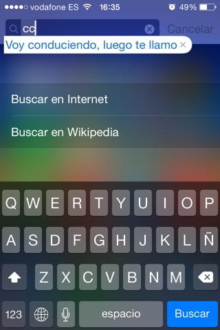 escribir rápido en iPhone