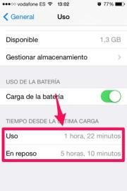 Controlar consumo de batería en iOS - APPerlas