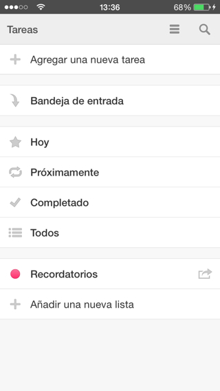 aplicación alternativa al calendario de iOS