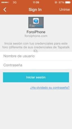 La mejor App de foros