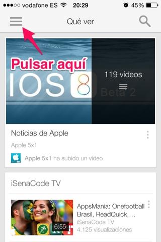 youtube en tu tv 1