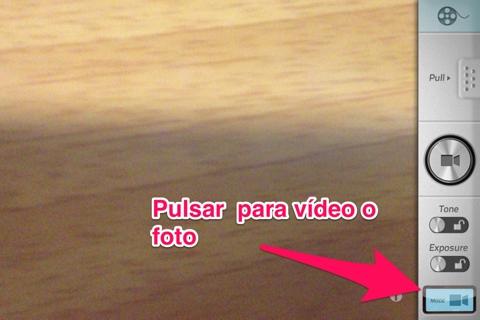 vídeo a cámara rápida 1