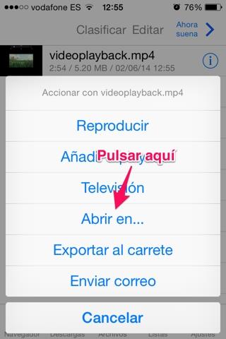 youtube por whatsapp 2