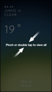 App del tiempo. Predicción