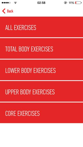 app para ponerte en forma con 7 minutos al día