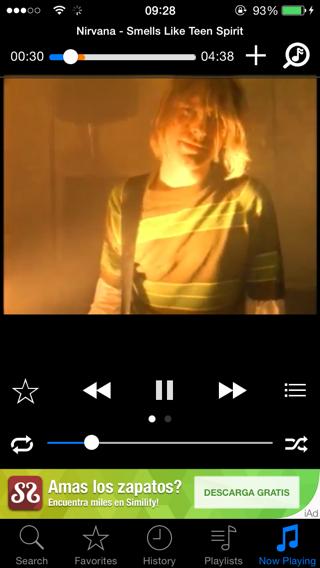 escuchar música de Youtube en iPad