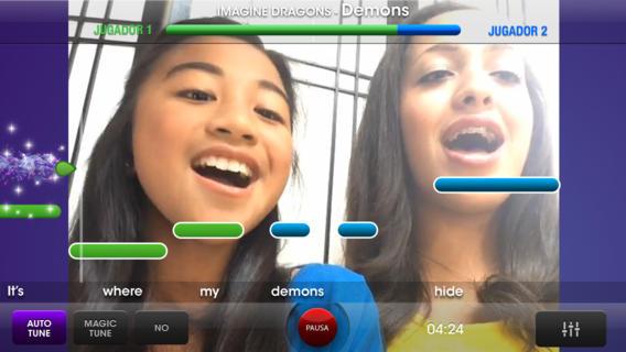 StarMaker 3 .0 con selfies