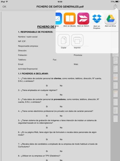 Descargar un PDF 3
