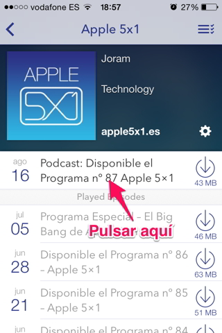listas de podcasts 1