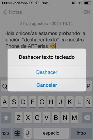 deshacer texto 2