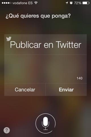 Publicar un tweet 3