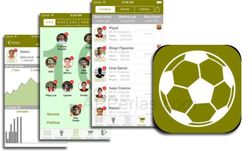 La mejor app de comunio para iPhone