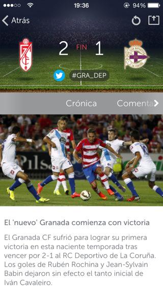 Liga de Fútbol Profesional información