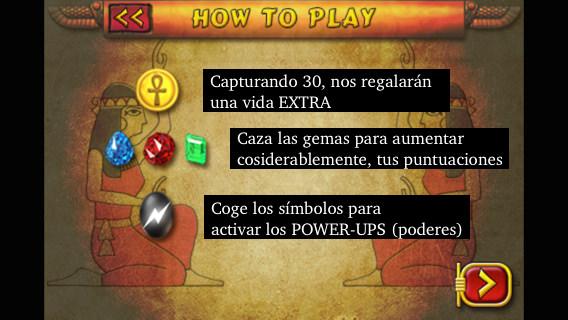 un juego de bolas para iphone