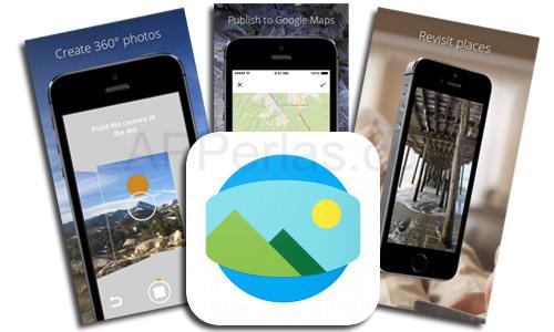 Imágenes de 360 grados en iOS
