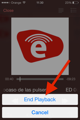 Pocket Casts 4.6, app de podcast