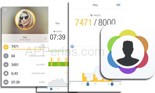La mejor app para seguir tu actividad física