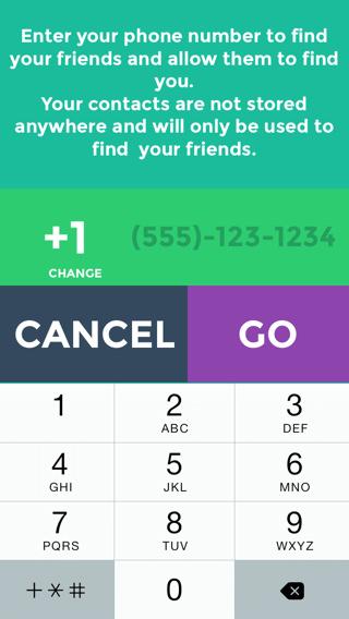 app de mensajería para iphone