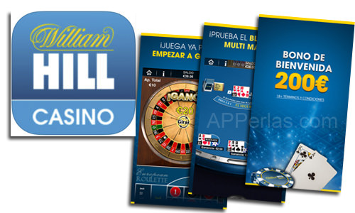 William Hill casino APP de apuestas